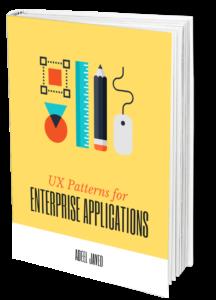Adeel Javed - UX Patterns For Enterprise Applications - eBook